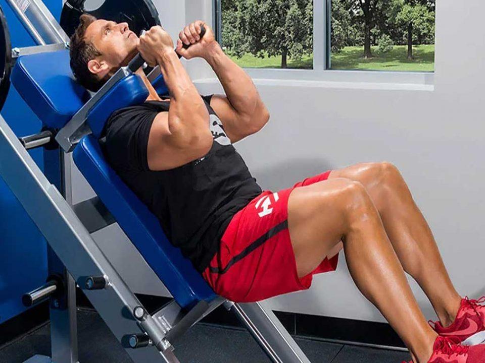 برنامه تک عضله ای بدنسازی