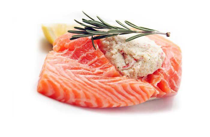 افزایش متابولیسم با ماهی سالمون