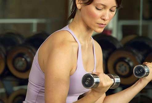 بهبود متابولیسم با عضله سازی