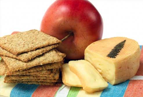 بهبود متابولیسم با مصرف هوشمندانه تنقلات