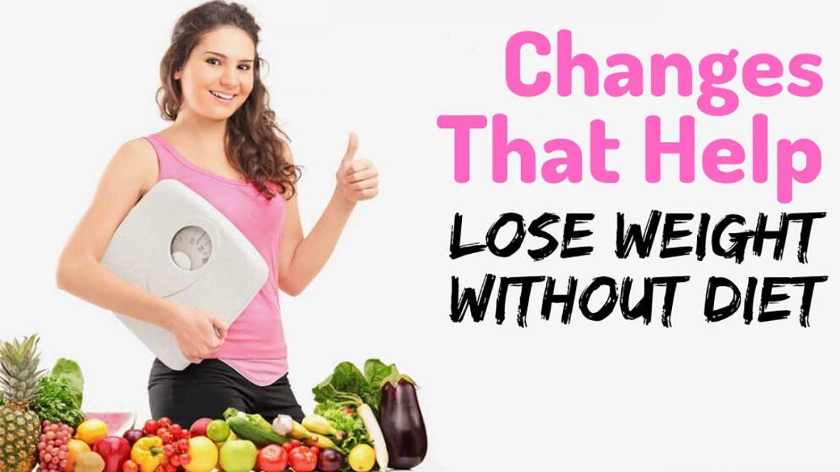 24 روش کاهش وزن بدون رژيم غذایی