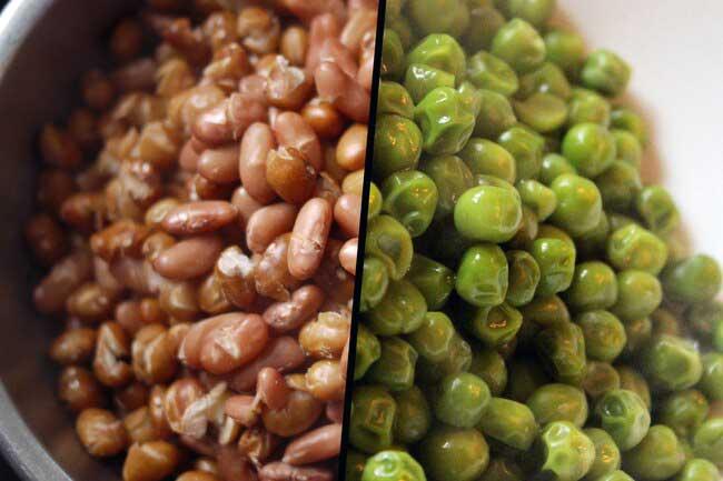 مصرف لوبیا و نخود فرنگی در رژیم غذایی نوردیک
