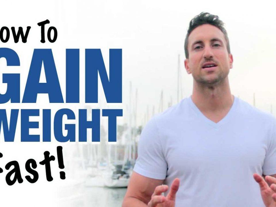 راههای افزایش وزن سریع