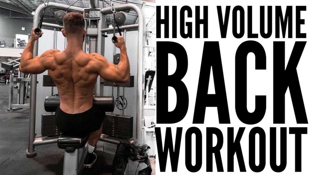 برنامه تمرینی عضلات پشت