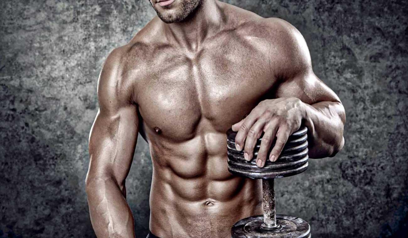 افزایش حجم خالص عضلات