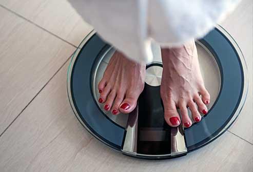 تاثیر نحوه اندازه گیری وزن در نوسان وزن در طول روز