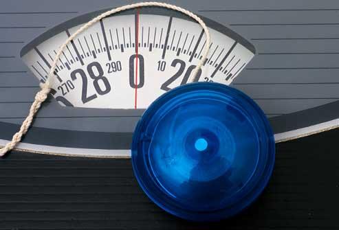 اندازه گیری روزانه وزن برای کنترل وضعیت سلامتی