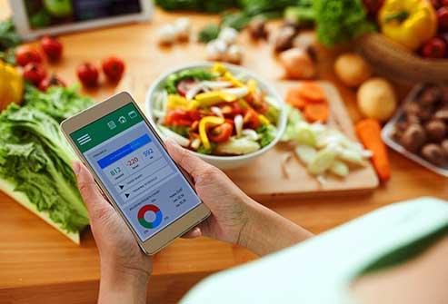 تاثیر رژیم غذایی در نوسان وزن در طول روز