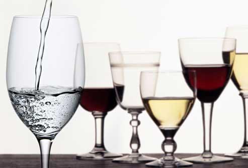 جهت کاهش وزن از نوشیدن مشروبات الکلی خوددار کنید