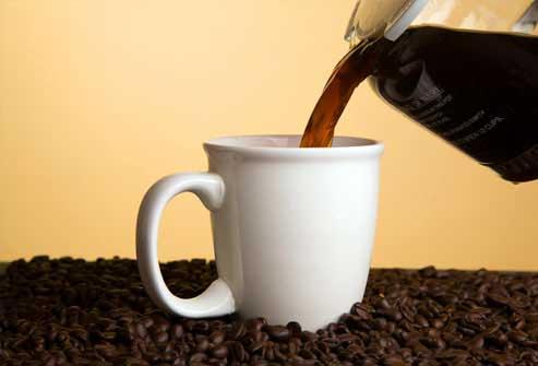 بهبود متابولیسم با نوشیدن قهوه