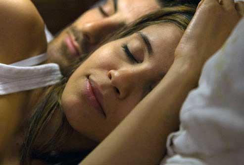 تاثیر خواب کافی در کاهش وزن