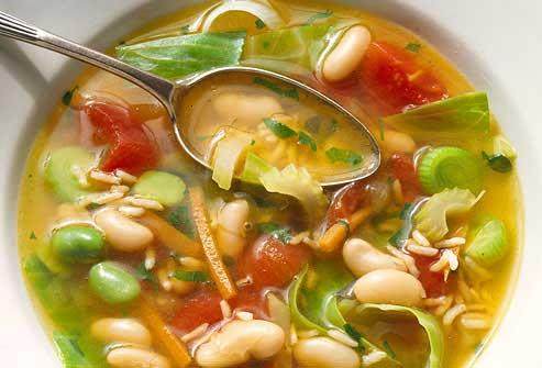 سوپ بخورید تا لاغر شوید