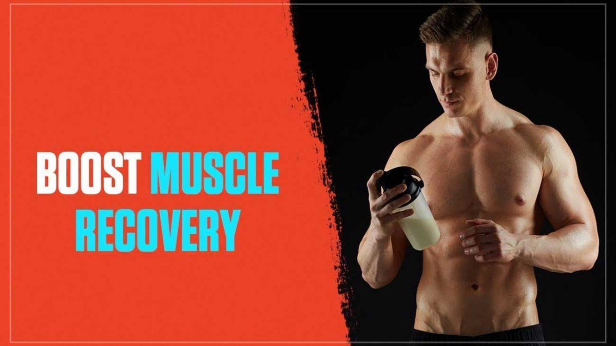 ریکاوری عضلات بدن پس از اتمام تمرین