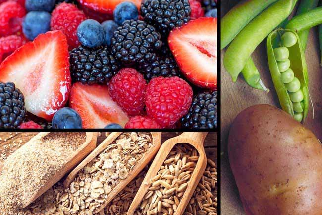کربوهیدرات ها غنی از مواد مغذی هستند