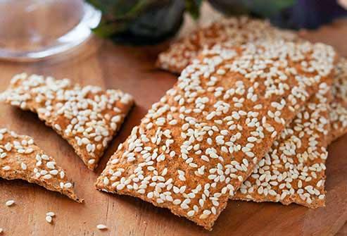 تاثیر نان خشک در افزایش چربی سوزی و کاهش وزن