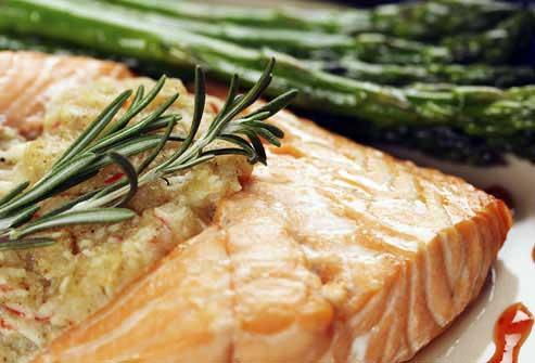 تاثیر مصرف ماهی در روند چربی سوزی