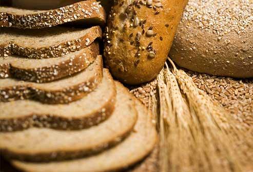 مصرف غلات سبوس دار در رژیم غذایی پروتئین بالا