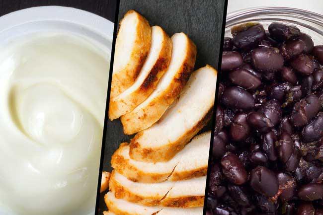 چه مقدار پروتئین نیاز داریم