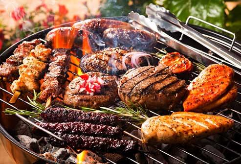 تاثیر رژیم غذایی غنی از پروتئین در کاهش وزن