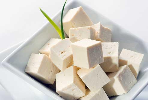 مصرف سویا در رژیم غذایی غنی از پروتئین
