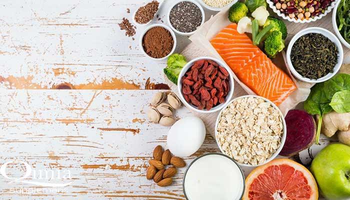 مواد غذایی رژيم کاهش وزن