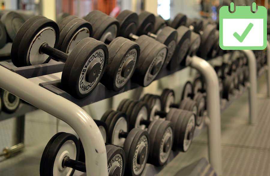 اولویت بندی مقدار وزنه ها نسبت به تعداد تکرارها در برنامه افزایش حجم عضلات