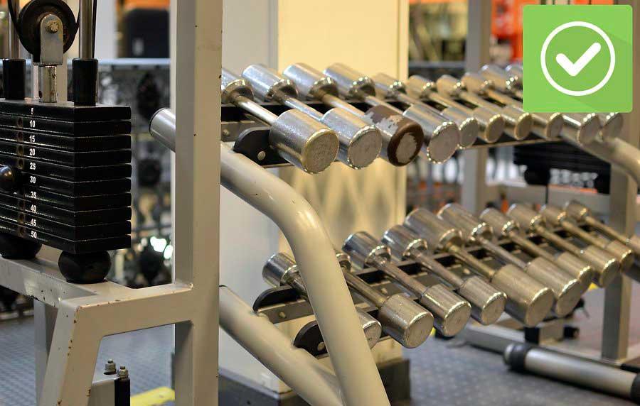 برتری وزنه های آزاد نسبت به دستگاه ها در عضله سازی
