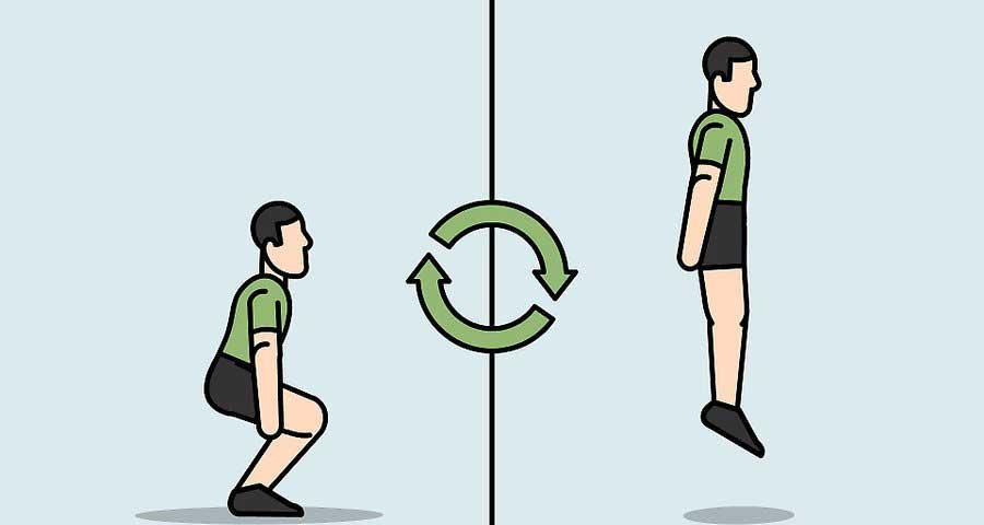 در برنامه افزایش حجم ساق پا تا جایی که می توانید سخت تمرین کنید