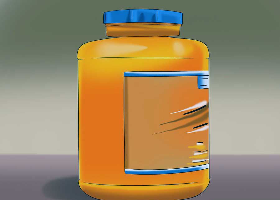 مصرف همزمان مکمل ها : مصرف دکستروز