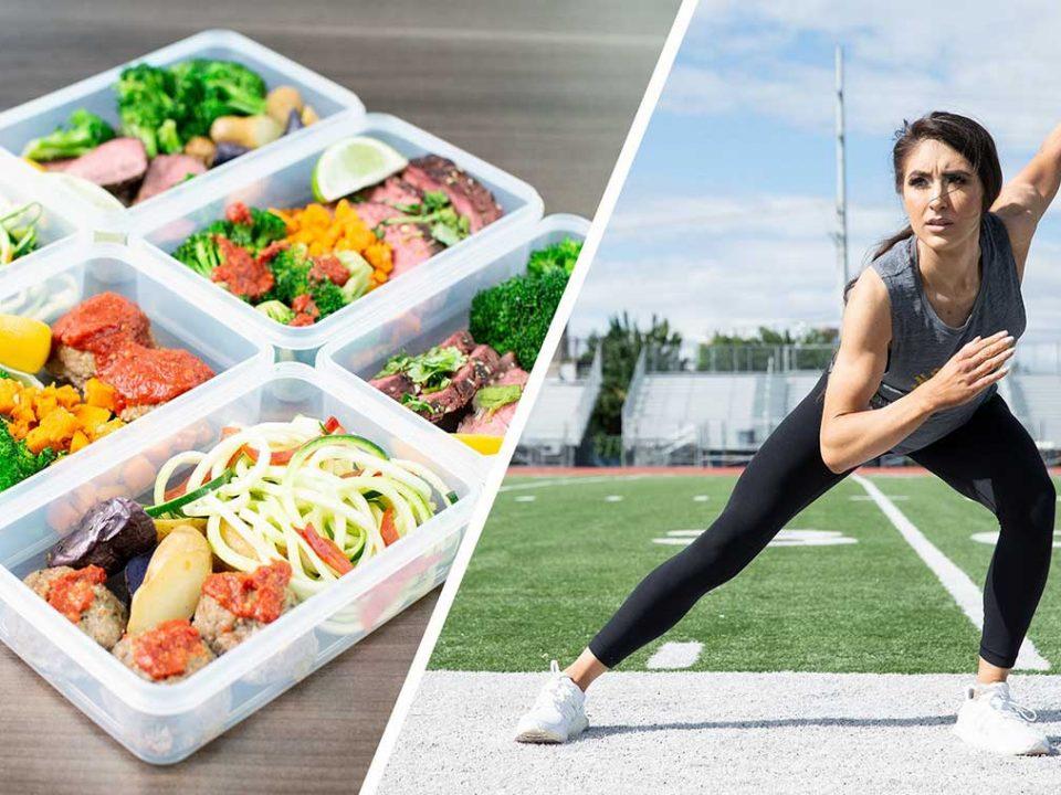 برنامه ورزشی برای لاغری سریع