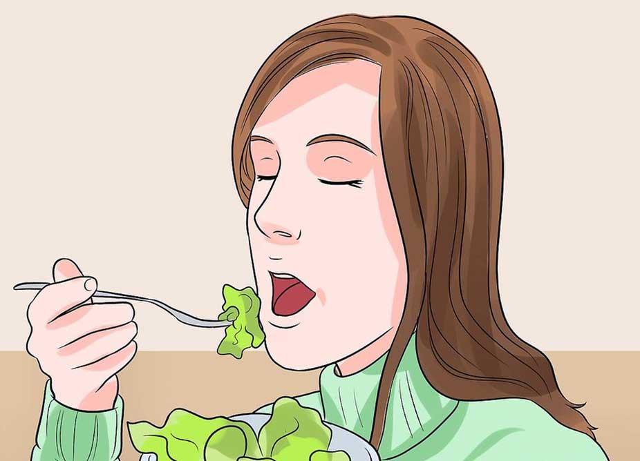 چربی سوزی بدون عضله سوزی با مصرف میوه و سبزیجات