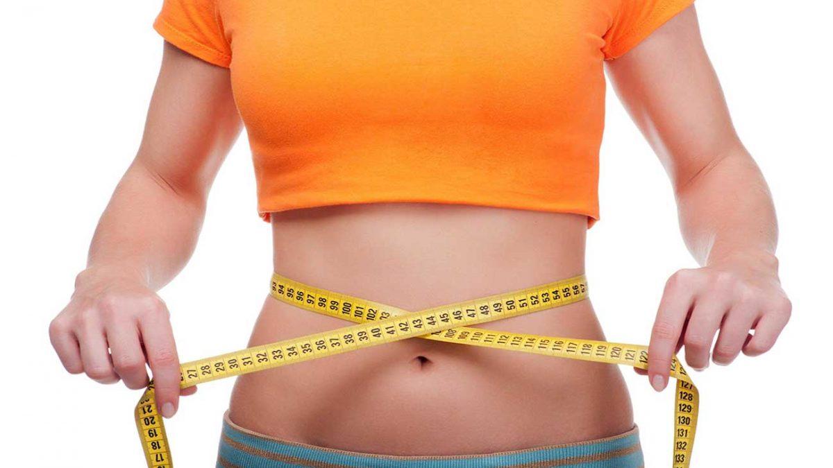 رژیم لاغری شکم و پهلو در یک هفته