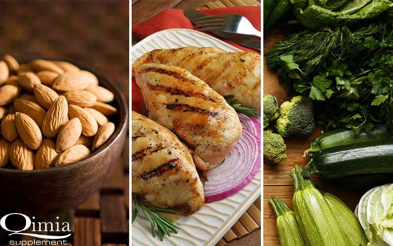 پروتئین برای چربی سوزی