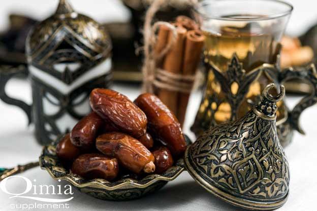 خرما ماده ای مغذی برای ماه رمضان
