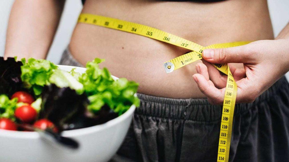 لاغری سریع شکم در دو هفته