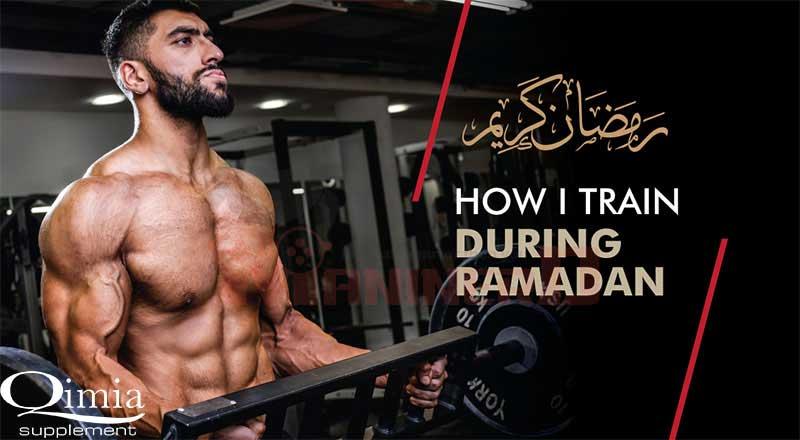نحوه انجام تمرینات ورزشی در ماه رمضان