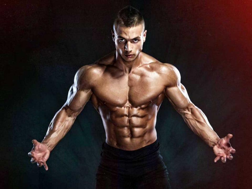 عضله سازی شکم