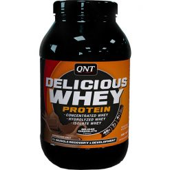 دلیشس وی پروتئین کیو ان تی شکلات