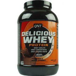 دلیشس وی پروتئین کیو ان تی شکلاتی