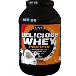 دلیشس وی پروتئین کیو ان تی نارگیل