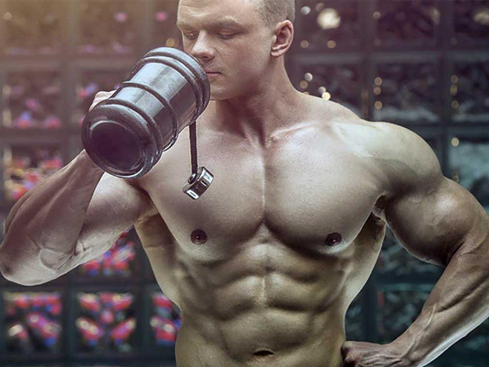 بهترین مکمل برای افزایش حجم عضله خشک