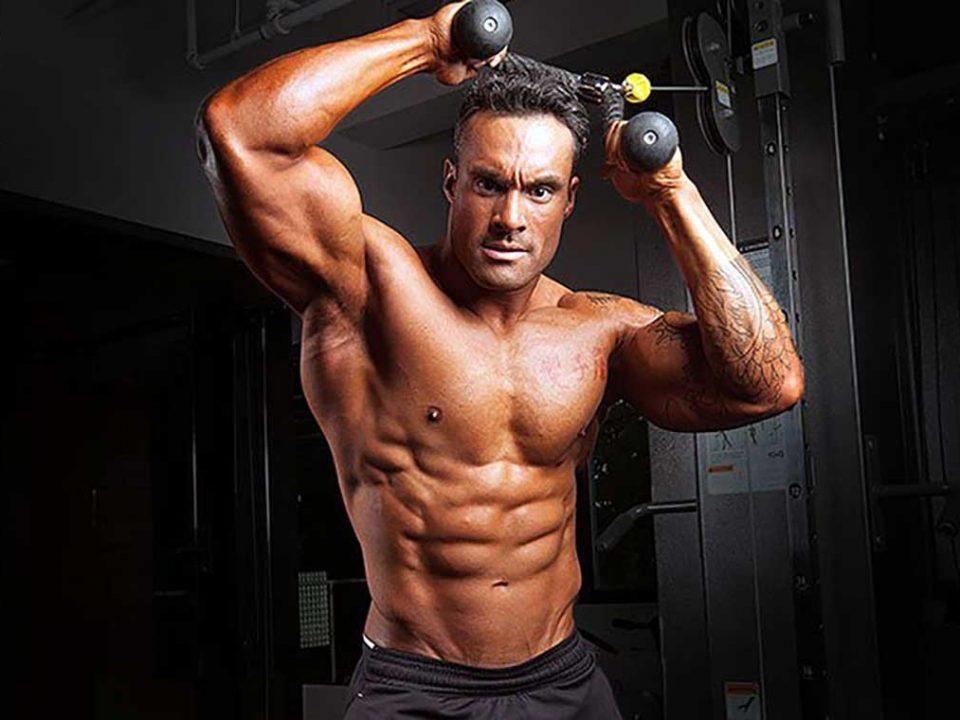 برنامه تمرینی بدنسازی تفکیک عضلات
