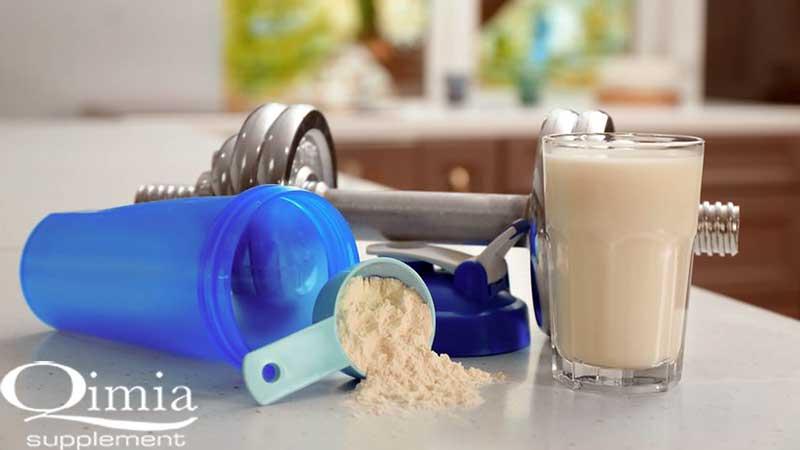 مصرف مکمل های بدنسازی